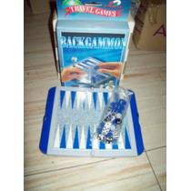 Backgammon De Viaje Magnetico