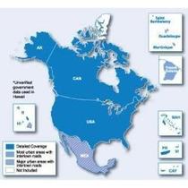 Nuevo! Mapa Gps Garmin Nuvi Estados Unidos Mex 2014 Sd 4gi E