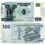 Hermoso Billete Congo Elefante Catalogo 75 Dolares Oferta!!!