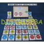 Memotest Señ. Viales 40 Fichas Madera Material Didactico