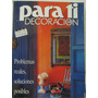 Libreriaweb Revista Para Ti Decoracion - Num 28
