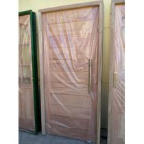 Puerta, De Madera , En Cedro, Secado A Horno 2