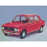 Fiat 128 71/77 Palanca De Cambio Nueva