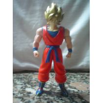 Dragon Ball Serie B.s./s.ta Super Son Goku Cabello Dorado