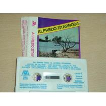 Alberto Zitarrosa Grandes Exitos Cassette Argentino