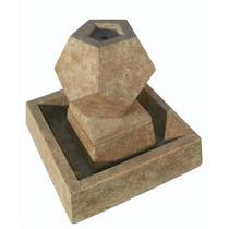 Fuente De Agua Dodecaedro, Feng Shui