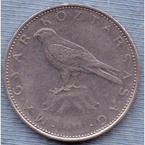Hungria 50 Forint 1995 * Halcon Saker * Segunda Republica *