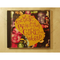 Cd Prince The Most Beautiful Girl In The World Año 1994