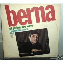Cuarteto Berna El Pibe De Oro Vol 12 Vinilo Argentino Promo