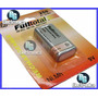 Bateria 9v 250 Mah Full Total Recargable
