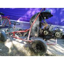 Vendo/permuto Karting Con Motor Zanella