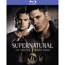Blu-ray Supernatural Season 7 / Temporada 7 Completa