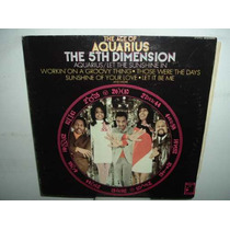 The 5th Dimension The Age Of Aquarius Vinilo Americano