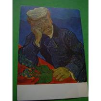 Vincent Van Gogh Reproducción En Tarjeta Postal Sin Uso