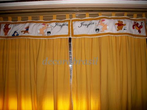 Cortinas modelos exclusivos para habitaci n de ni os y bebes otros a ars 1100 en preciolandia - Modelos de cortinas para ninos ...