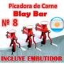 Maquina Picar Carne Nº 8 Manual Blay Bar Picadora Embutido