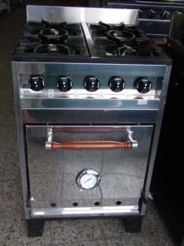 Cocina industrial fornax con horno visor 7500 baaak for Cocina industrial hogar