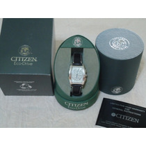 Excelente Citizen Eco-drive Chronograph
