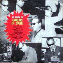 Carlos Di Sarli - Lo Mejor De Carlos Di Sarli - Lp De Tango