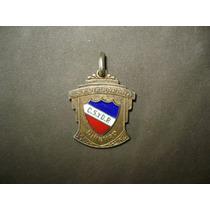 Antigua Medalla C S Y Dep Parana Piñeyro