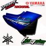 Cacha Bajo Asiento Azul Yamaha Ybr 125 Original Fas Motos