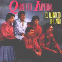 Cd De Quinteto Imperial - El Quinteto Del Año