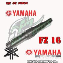 Eje Piñon Yamaha Fz 16 Original Fas Motos