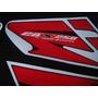 Calcos Para Honda Cbx 250 Twister Solo Tanque Moto Negra