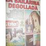 Revista Esto 419 Maradona Bailarina Tallarico Barras Bravas