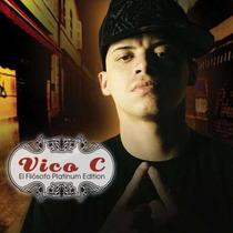 Vico C El Filosofo Platinum Edition Cd Nuevo Hip Hop Latino