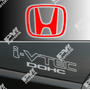 Calco Honda I-vtec Dohc New Civic Si Lxs Exs
