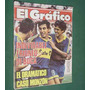 Revista Grafico 3567 Carlos Monzon Boca Racing Instituto Box