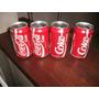 Cuatro Latas De Coca Cola Edicion Olimpiadas