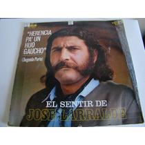 Lp - Jose Larralde - Herencia Pa´ Un Hijo Gaucho 2