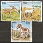 Israel Fauna 3 Sellos Mint - Nuevos Con Goma -