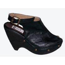 Exclusivos! Zapato Zuecos Mujer / Sandalias Primavera Verano