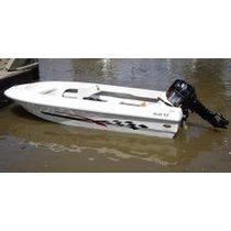 Lancha Pescadelta 4.60 Olympic Marine 2014nuevo Sin Motor