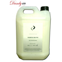 Shampoo Neutro X5l Bidón - Para Profesionales Y Peluqueros