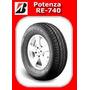 Neumatico Bridgestone Potenza Re740 175/70r13