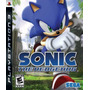 Sonic The Hedgedog Ps3 Nuevo Sellado Original