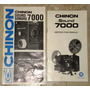 Manual Original Proyector Chinon Sound Sonore 7000.