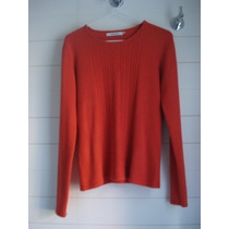 Port Said Sweater Lana Mujer Talle S / San Isidro