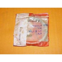 Guzzi Lodola 175 Juego De Aros Gontero 62,1mm