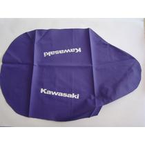 Funda De Asiento Kawasaki Klx 650