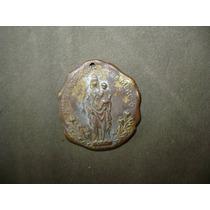Antigua Medalla Nuestra Señora De La Merced Firmat 1905