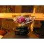 Antigua Tacita De Cafe En Porcelana Japonesa Y Borde En Oro