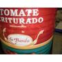 Tomate Triturado La Banda X 8kg, Enlatados Fiambre Quesos