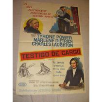 Afiches De Cine Antiguos Con Tyrone Power