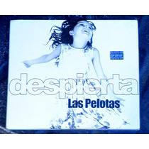 Las Pelotas - Despierta ( Nuevo ) 1º Edición Digipack
