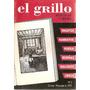 El Grillo Revista De Cultura Nº2 Dirigida Por C Grinbaum